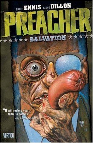 Preacher Volume 07: Salvation Conditie: Tweedehands, als nieuw Vertigo 1
