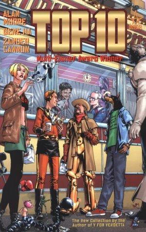 Top 10 Book 1 Conditie: Tweedehands, als nieuw America's Best Comics 1