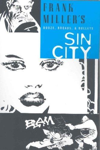 Sin City Volume 1: The Hard Goodbye Conditie: Tweedehands, als nieuw Dark Horse 1