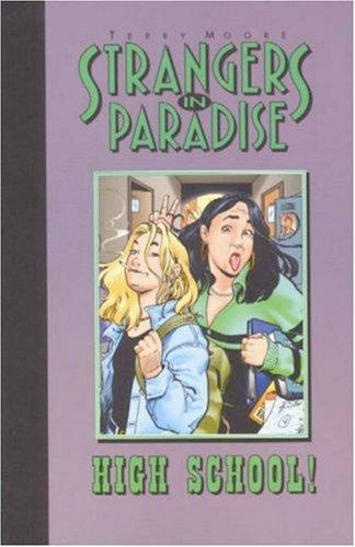 Strangers in Paradise, Volume 6: High School Conditie: Tweedehands, als nieuw Abstract Studio 1