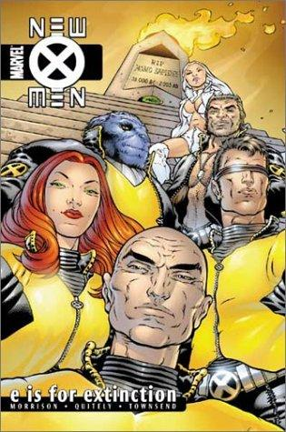 New X-Men Volume 1: E Is for Extinction Conditie: Tweedehands, als nieuw Marvel 1