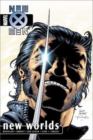 New X-Men Volume 3: New Worlds Conditie: Tweedehands, als nieuw Marvel 1