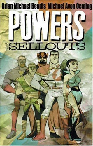 Powers Volume 6: The Sellouts Conditie: Tweedehands, als nieuw Image 1