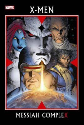 X-Men: Messiah Complex Conditie: Tweedehands, als nieuw Marvel 1