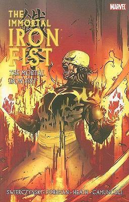 Immortal Iron Fist Volume 4: The Mortal Iron Fist Conditie: Tweedehands, als nieuw Marvel 1