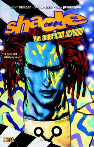 Shade the Changing Man Vol. 1: The American Scream Conditie: Tweedehands, als nieuw Vertigo 1