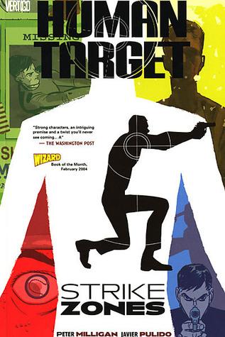Human Target Volume 1: Strike Zones Conditie: Tweedehands, als nieuw Vertigo 1