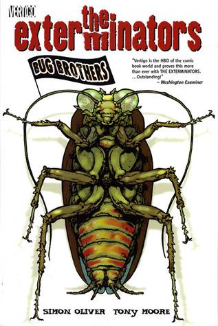 The Exterminators: Bug Brothers - Volume 01 Conditie: Tweedehands, als nieuw Vertigo 1