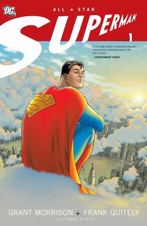 All Star Superman Volume 01 Conditie: Tweedehands, als nieuw DC 1