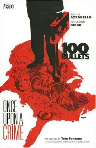 100 Bullets Vol. 11: Once Upon a Crime Conditie: Tweedehands, als nieuw Vertigo 1