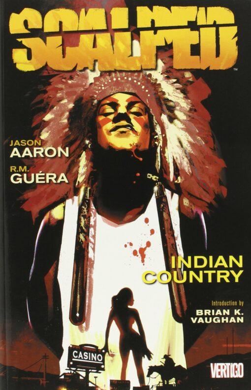 Scalped Vol. 1: Indian Country Conditie: Nieuw Vertigo 1