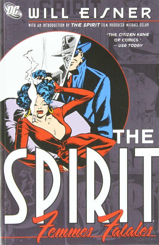 The Spirit: Femmes Fatales Conditie: Tweedehands, als nieuw DC 1