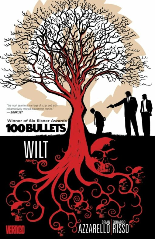 100 Bullets Vol. 13: Wilt Conditie: Tweedehands, als nieuw Vertigo 1