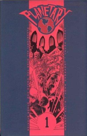 Planetary Volume 01: All Over the World and Other Stories Conditie: Tweedehands, als nieuw Wildstorm 1