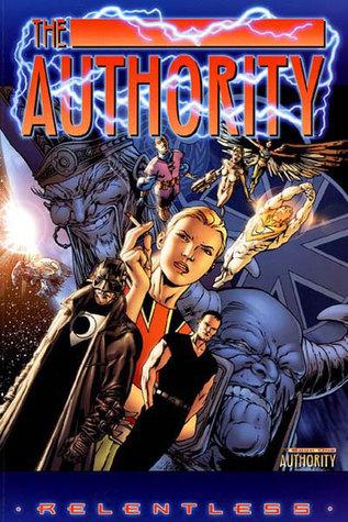 The Authority Vol. 1: Relentless Conditie: Tweedehands, als nieuw Wildstorm 1