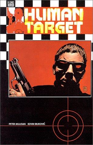 Human Target Conditie: Tweedehands, goed Vertigo 1