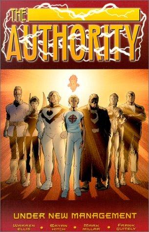 The Authority Vol. 2: Under New Management Conditie: Tweedehands, als nieuw Wildstorm 1