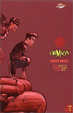 Crimson: Earth Angel Volume 3 Conditie: Tweedehands, als nieuw Wildstorm 1
