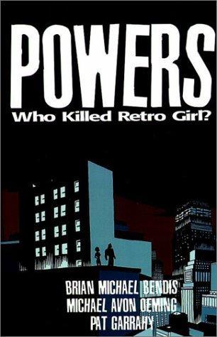 Powers Volume 1: Who Killed Retro Girl? Conditie: Tweedehands, als nieuw Image 1