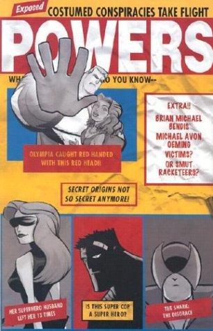 Powers Volume 3: Little Deaths Conditie: Tweedehands, als nieuw Image 1