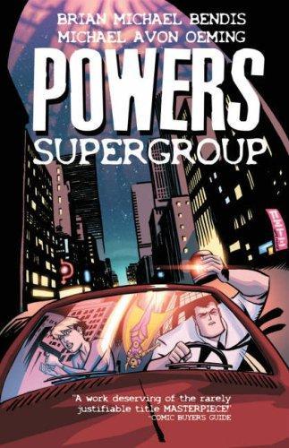 Powers Volume 4: Supergroup Conditie: Tweedehands, als nieuw Image 1