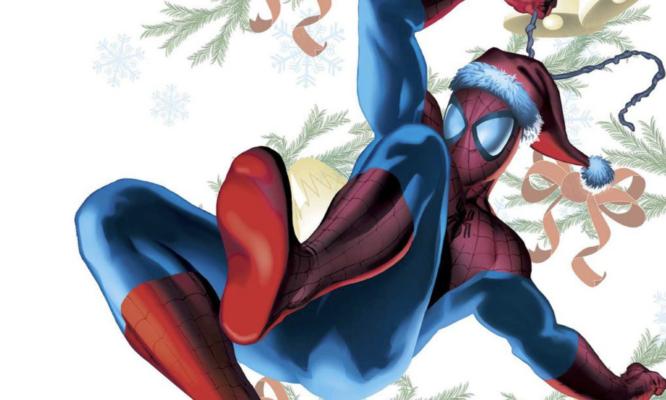 Comic Book Cadeautips voor de Feestdagen