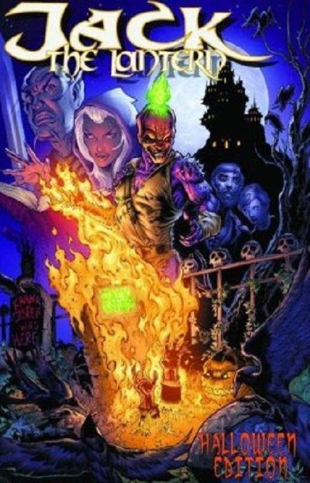 Jack the Lantern Halloween Edition Conditie: Tweedehands, goed Castle Rain 1
