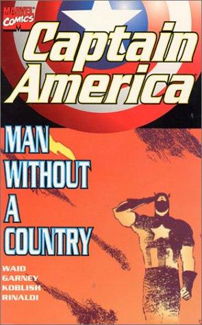 Captain America: Man Without a Country Conditie: Tweedehands, als nieuw Marvel 1