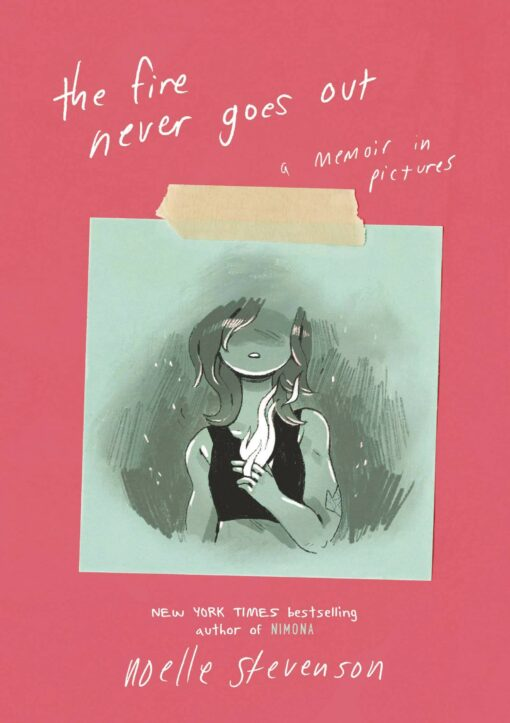 The Fire Never Goes Out: A Memoir in Pictures [HC] Conditie: Nieuw Harper 1