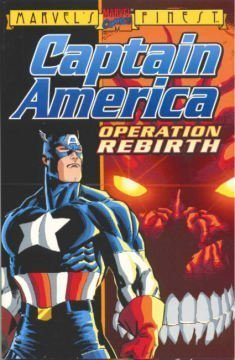 Captain America: Operation Rebirth Conditie: Tweedehands, goed Marvel 1