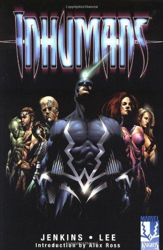 Inhumans Conditie: Tweedehands, goed Marvel 1