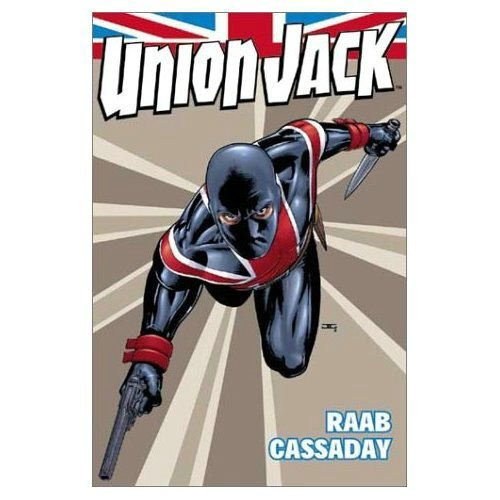 Union Jack Conditie: Tweedehands, als nieuw Marvel 1