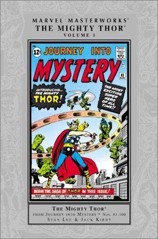 Marvel Masterworks: The Mighty Thor, Vol. 1 [HC] Conditie: Tweedehands, als nieuw Marvel 1
