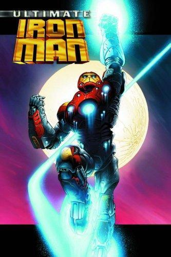 Ultimate Iron Man - Volume 1 Conditie: Tweedehands, als nieuw Marvel 1