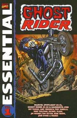 Essential Ghost Rider - Volume 1 Conditie: Tweedehands, als nieuw Marvel 1