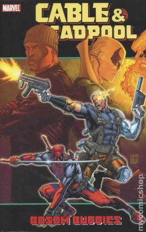 Cable & Deadpool - Volume 4: Bosom Buddies Conditie: Tweedehands, als nieuw Marvel 1