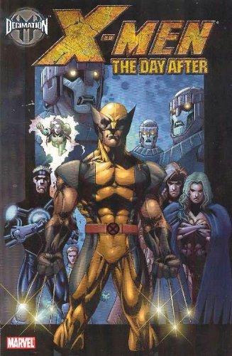 Decimation: X-Men - The Day After Conditie: Tweedehands, als nieuw Marvel 1
