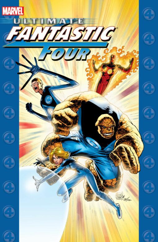 Ultimate Fantastic Four Collection: Volume 2 [OHC] Conditie: Tweedehands, als nieuw Marvel 1