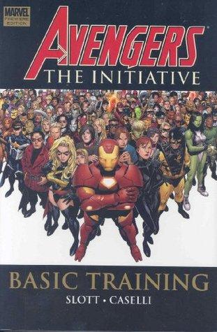 Avengers: The Initiative Volume 1 - Basic Training [HC] Conditie: Tweedehands, als nieuw Marvel 1