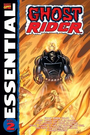 Essential Ghost Rider - Volume 2 Conditie: Tweedehands, als nieuw Marvel 1
