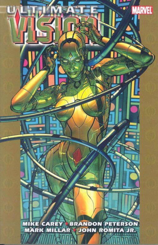 Ultimate Vision Conditie: Tweedehands, goed Marvel 1