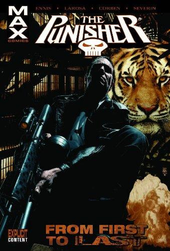 Punisher Max: From First to Last [OHC] Conditie: Tweedehands, als nieuw Marvel 1