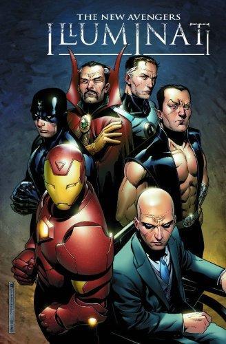 New Avengers: Illuminati [HC] Conditie: Tweedehands, als nieuw Marvel 1
