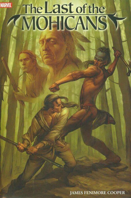 Last of the Mohicans (Marvel Illustrated) [HC] Conditie: Tweedehands, als nieuw Marvel 1
