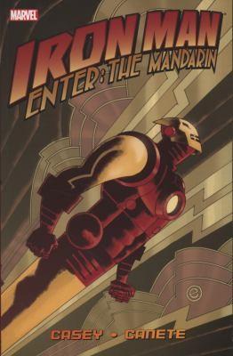 Iron Man: Enter: The Mandarin Conditie: Tweedehands, goed Marvel 1