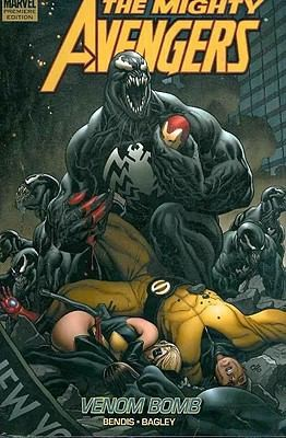 Mighty Avengers Volume 2: Venom Bomb Premiere [HC] Conditie: Tweedehands, als nieuw Marvel 1
