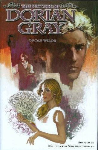 Picture of Dorian Gray (Marvel Illustrated) [HC] Conditie: Tweedehands, als nieuw Marvel 1