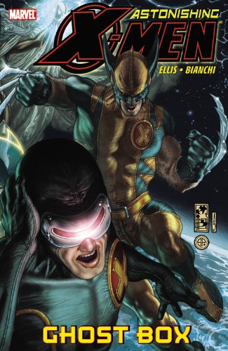 Astonishing X-Men - Volume 5: Ghost Box  Marvel 1