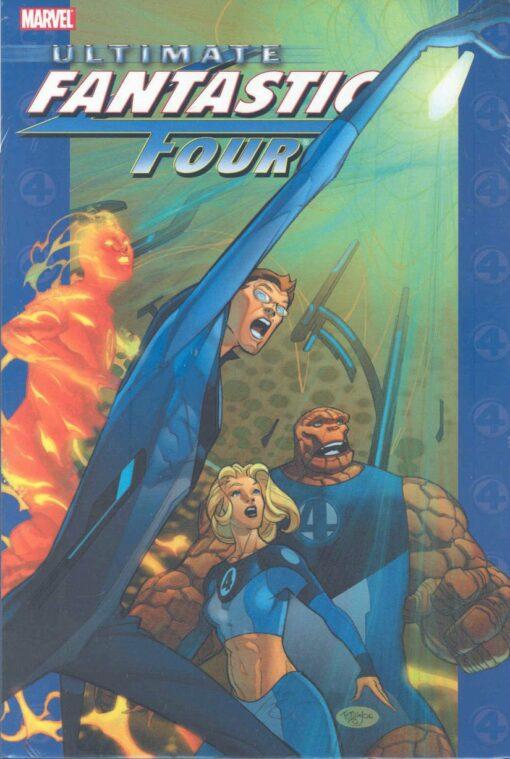 Ultimate Fantastic Four Collection: Volume 4 [OHC] Conditie: Tweedehands, als nieuw Marvel 1