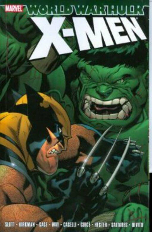 Hulk: World War Hulk - X-Men Conditie: Tweedehands, als nieuw Marvel 1